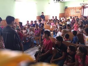 아라치교회주일학교